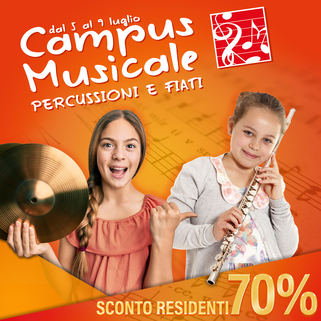 CAMPUS MUSICALE PALAZZOLO
